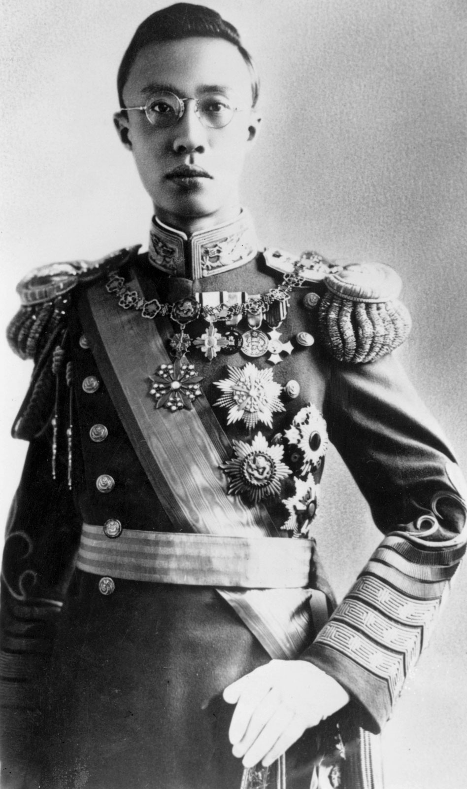 henry pu yi He was consigned to be a relic before his time had come henry pu yi started out life as an anachronism, a boy emperor of a fading dynasty he died as.